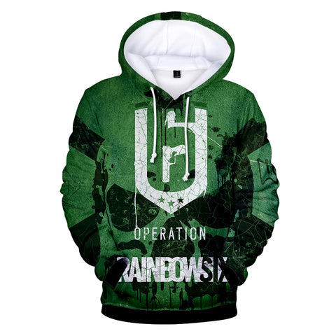 Rainbow Six Siege Unisex Hoodies
