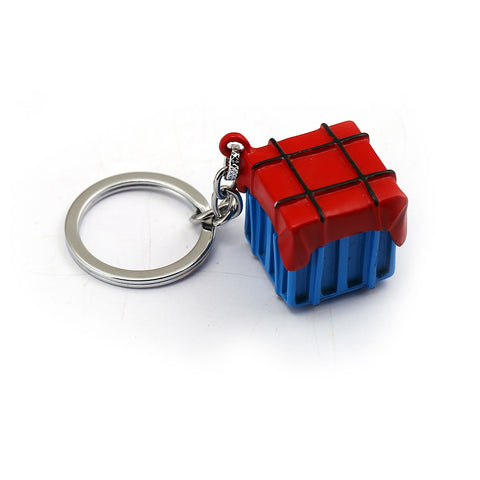 PUBG Air Drop Crate Keychain