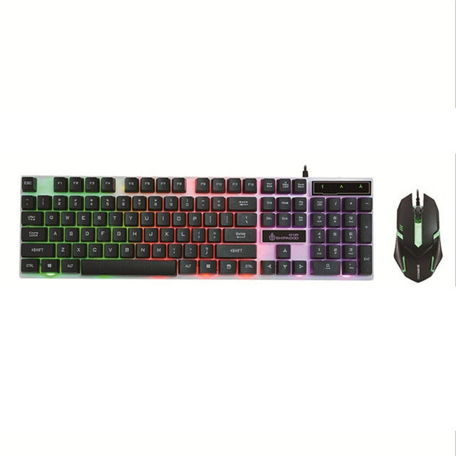 D280 Similar Mechanical Feel Gaming Keyboard