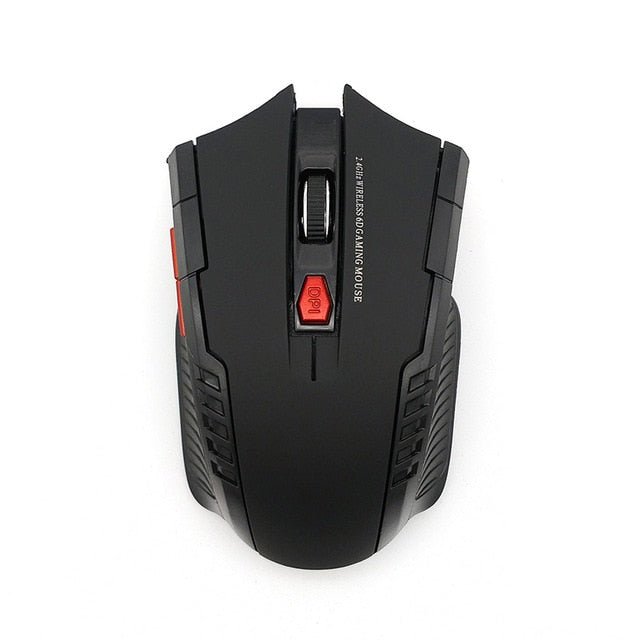 Great Wireless Optical Gamer Mouse