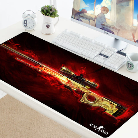 Large Anti-slip Gaming Mouse Pad
