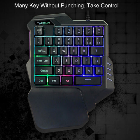G30 Professional One-handed Gaming Keypad