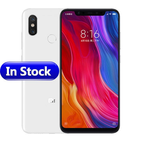 New Original Xiaomi MI 8 6GB RAM 128GB