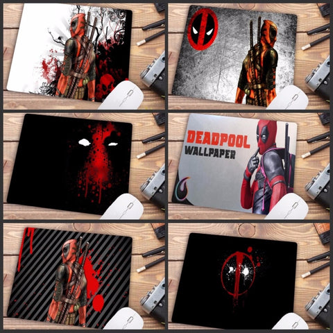 Deadpool High Speed Mouse pad