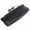 Switchable Backlight Keyboard for Game & Office