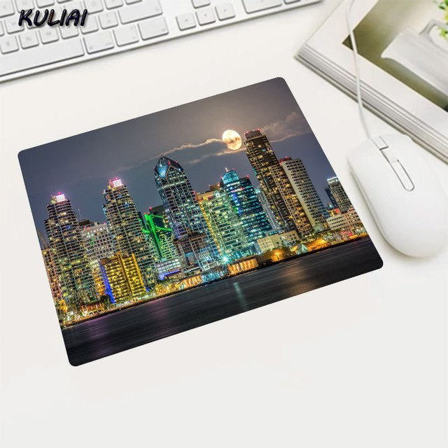 Special City Views Mouse Pad