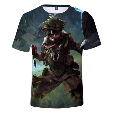 Apex Legends 3D Men's T-Shirt