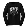 Men's Gaming Long Sleeve Shirt