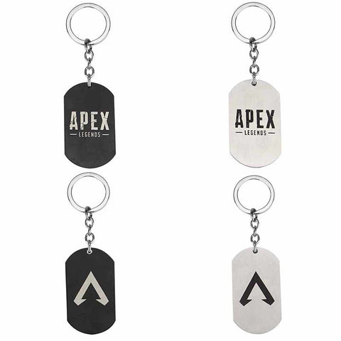 Apex Legends Stainless Steel Keychain