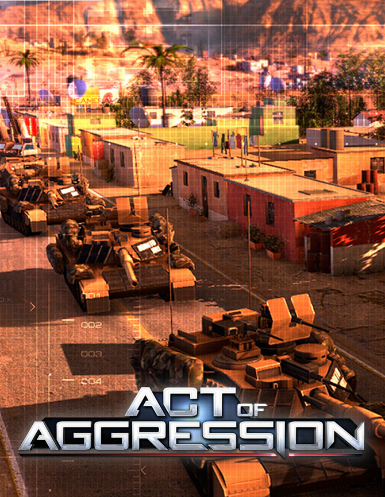 Act of Aggression [Steam]