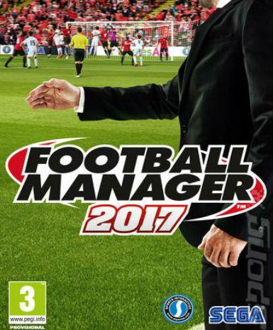 Football Manager 2017 [Steam]