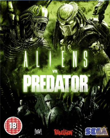 Aliens vs. Predator [Steam]