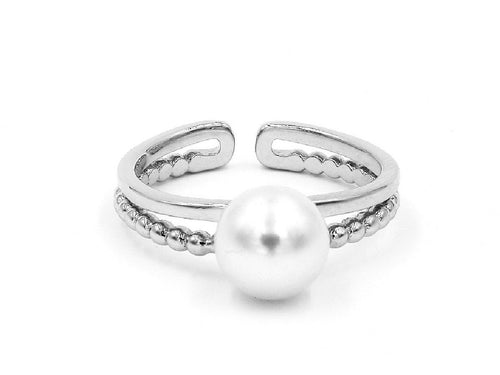 Freshwater Pearl Sterling Silver Ring in Columbus Ohio