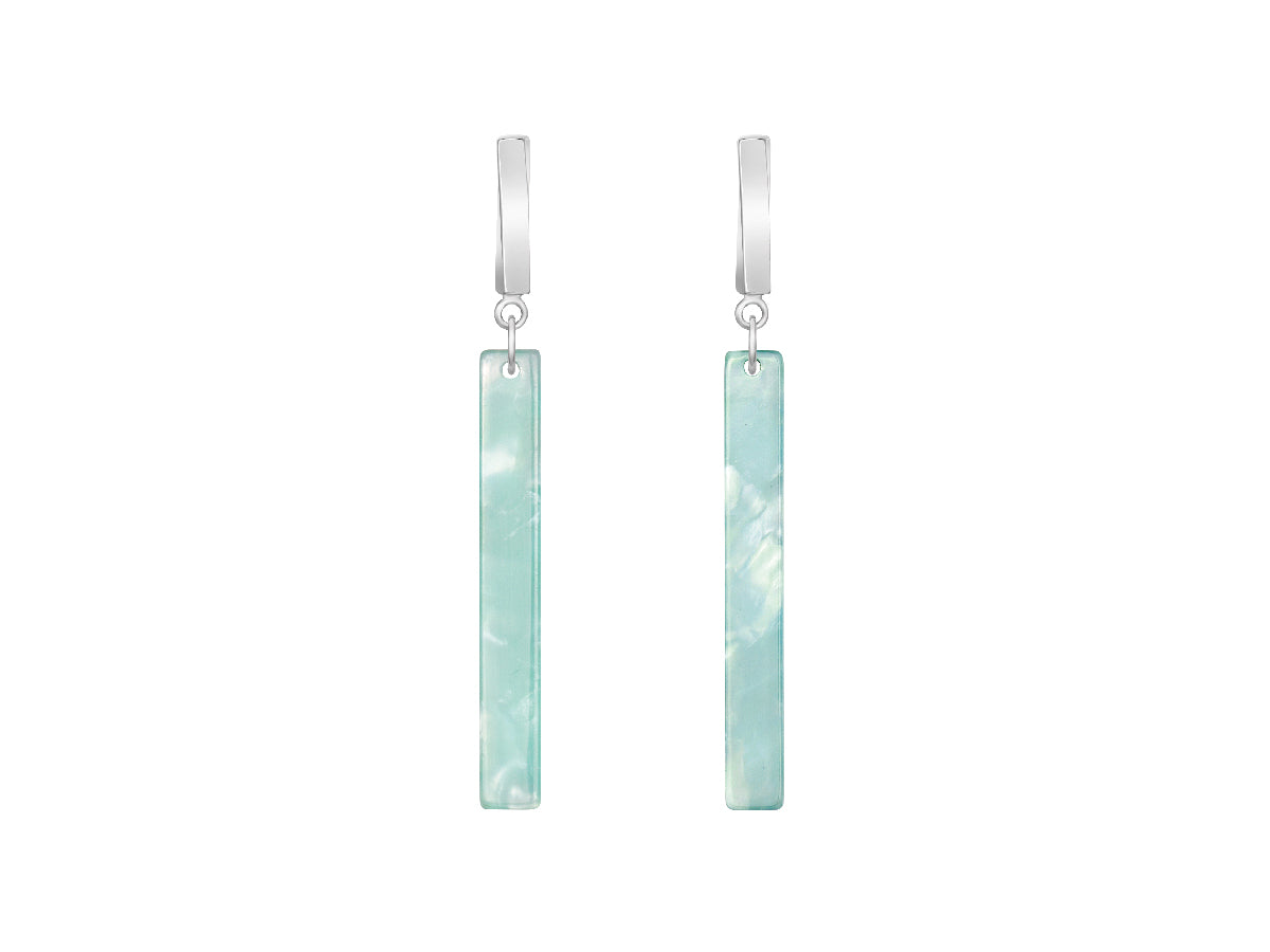 Beam Acrylic Drop Earrings