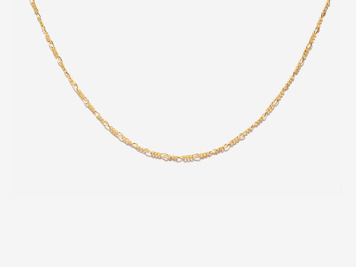 Chain Necklace in 14K Gold