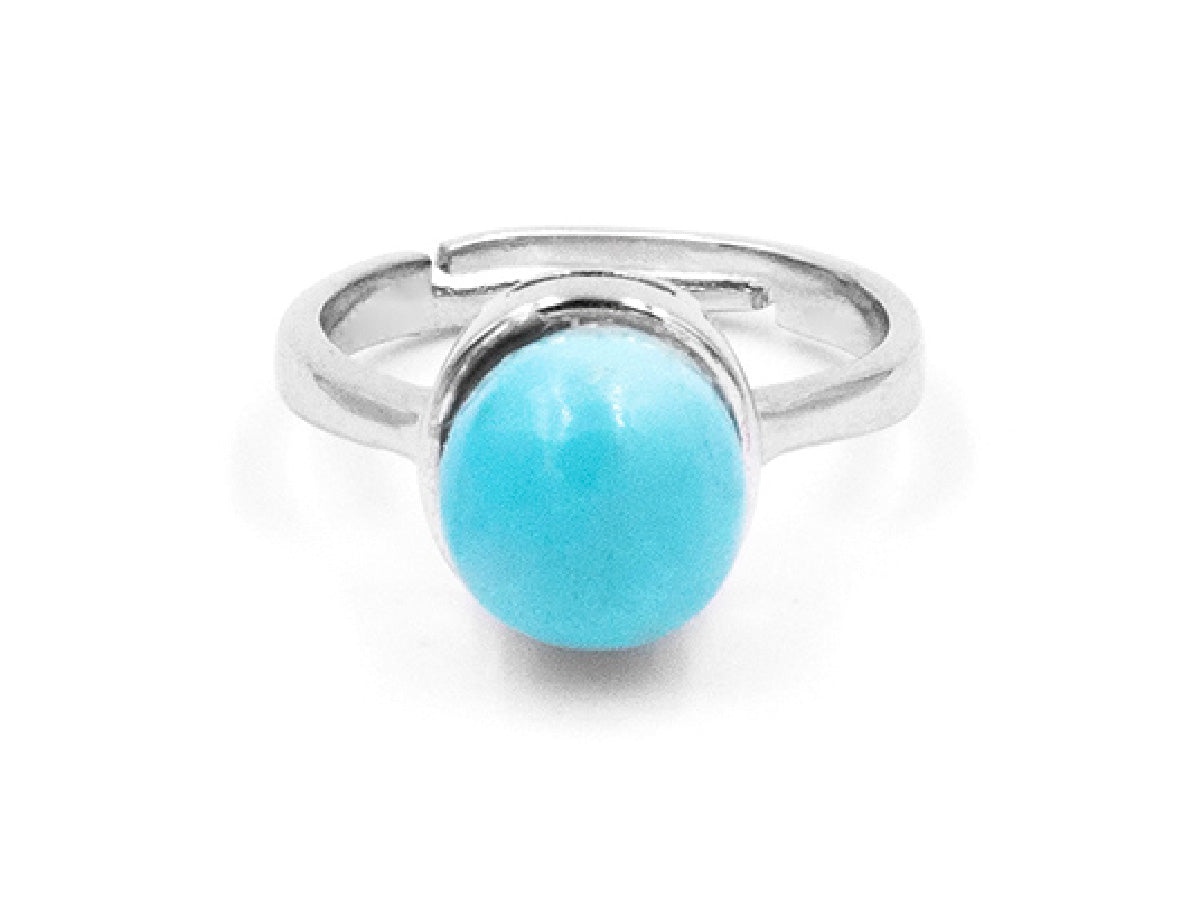 Turquoise Sterling Silver Ring in Columbus Ohio