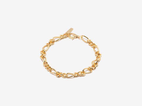 Bold Spheres Bracelet in 14K Gold