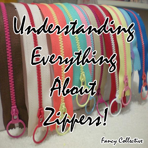 Understanding Everything About Zippers!