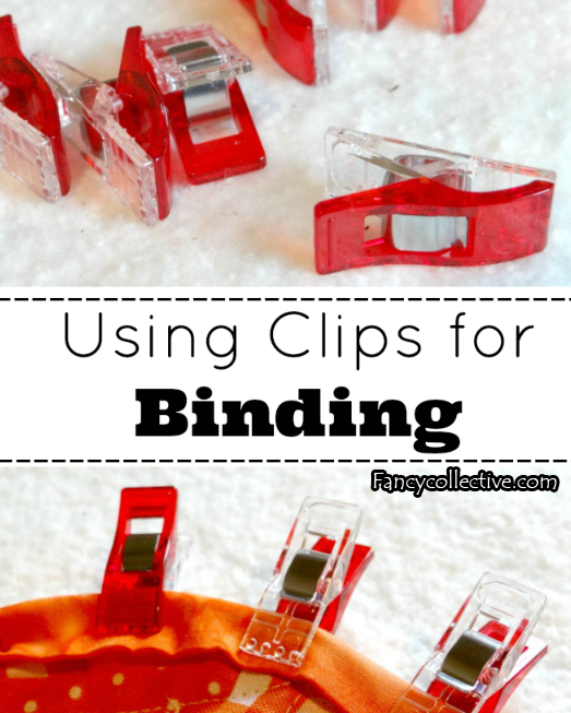 HOW TO USE CLOVER WONDER CLIPS