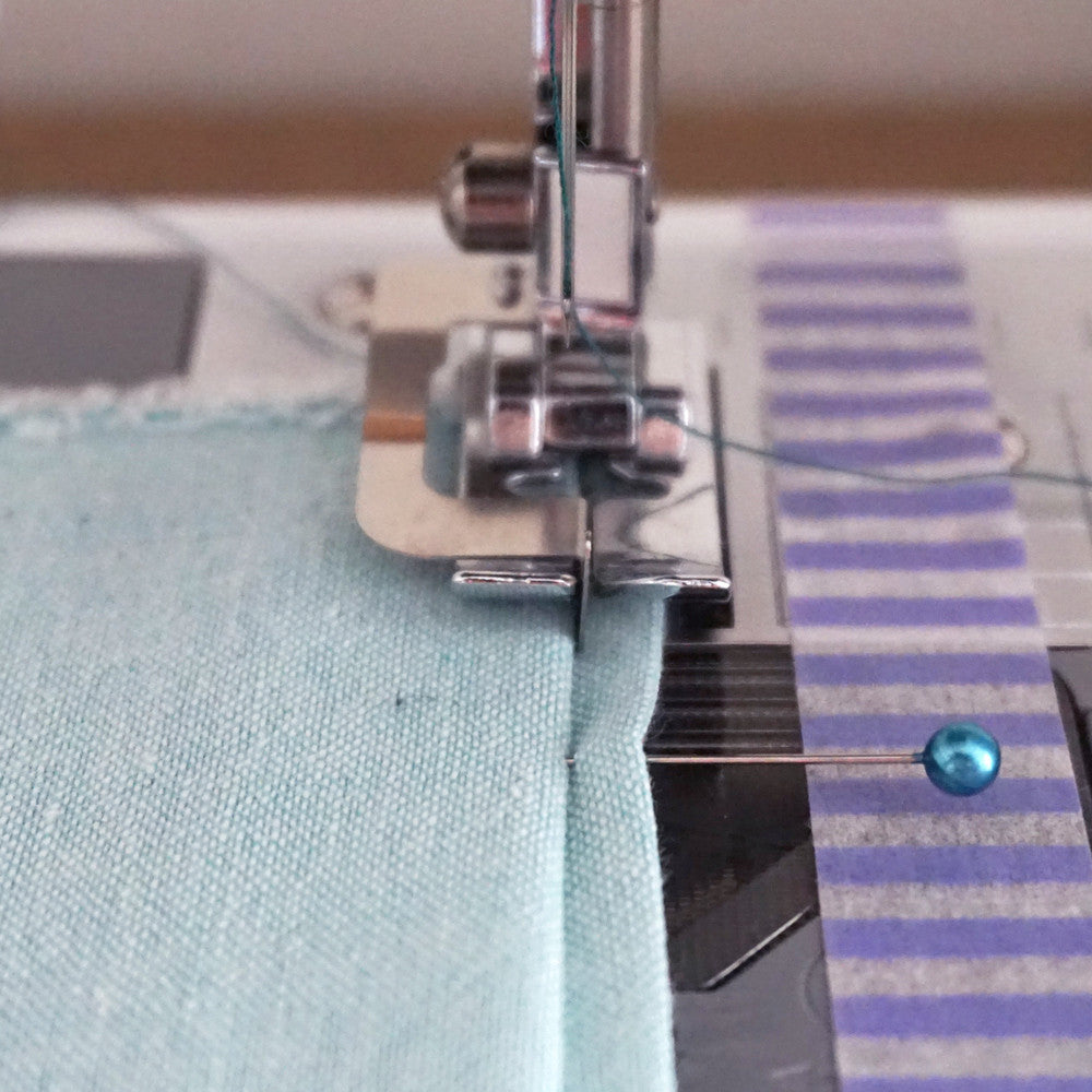 How To Do A Machine Blind Hem Stitch - DIY