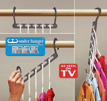 Grit™ Magic Wonder Hanger (4 Pack)