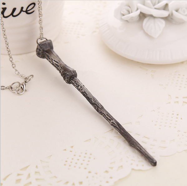 Magic Wand Collectibles Necklace - 4 Variations