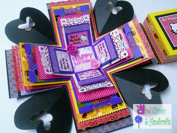 DIY Surprise Gift Box