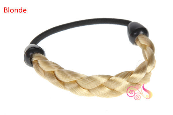 Trendy Braided Ponytail Holder