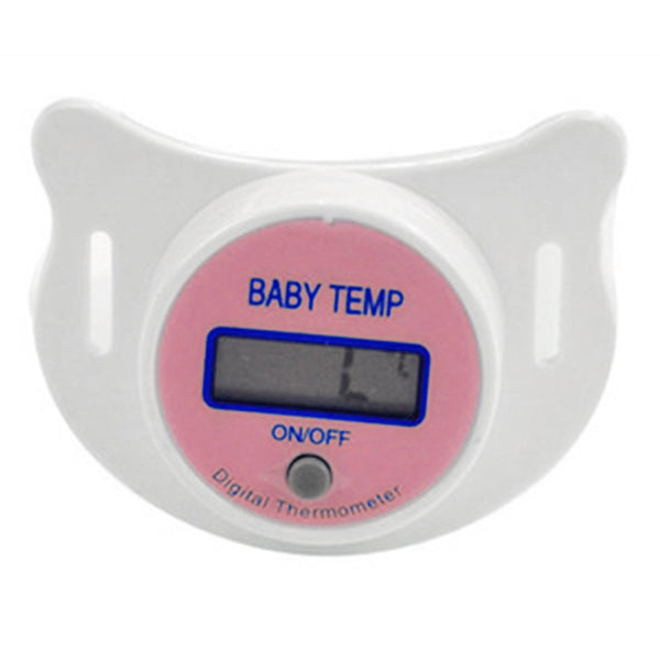 Baby Pacifier LED Thermometer