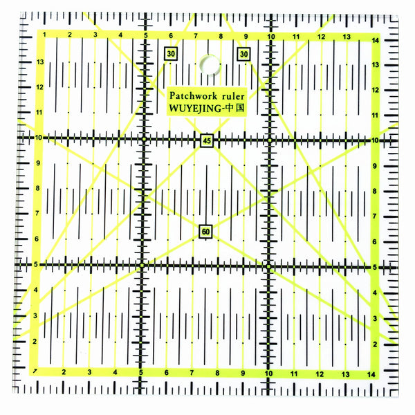 Square Patchwork Ruler