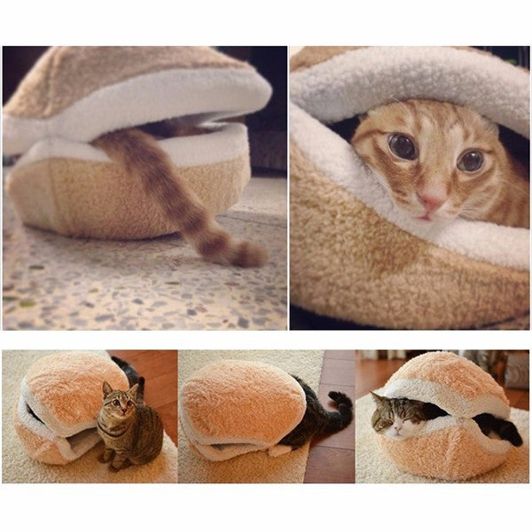 Burger Cat Bed