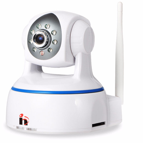 Full HD Motion Detection Security Camera (With Night Vision)