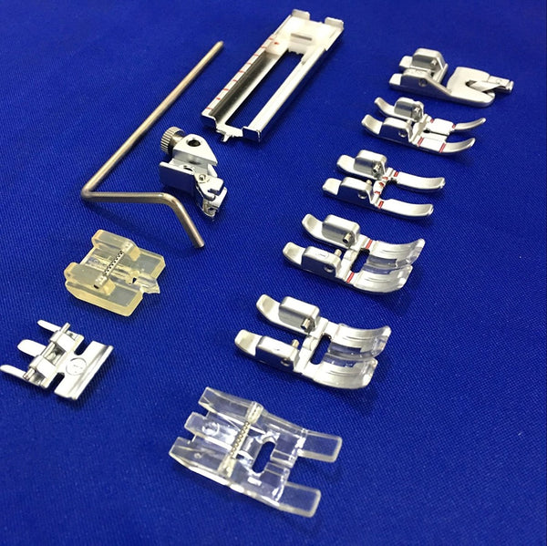 Pfaff Presser Feet Set (10 Pieces)