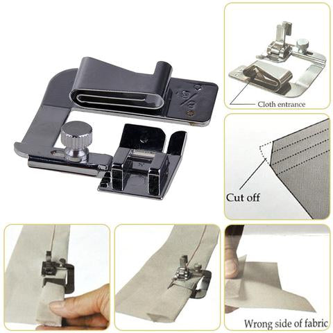 Sewing Machine Hemming Foot