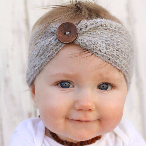 Warm Headbands For Newborns