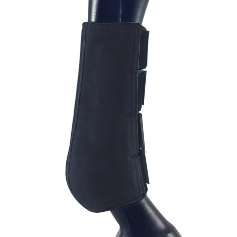 Leather Double Lock Galloping Boots   Pair   Horseboots.com