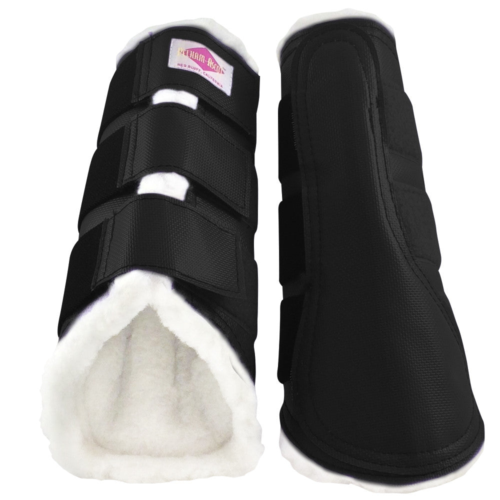 The Apollo Dressage Sport Horse Boots   Washable Pair   Horseboots.com