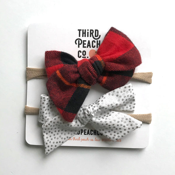 Two Bow Set 2
