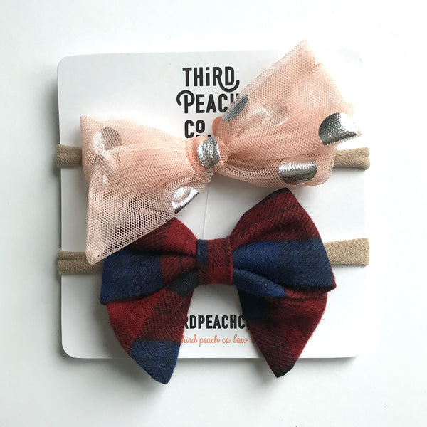 Two Bow Set 7