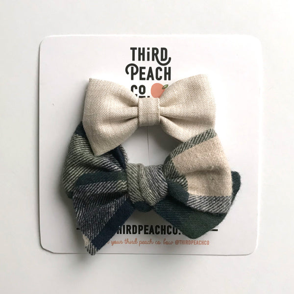 Two Bow Set 12