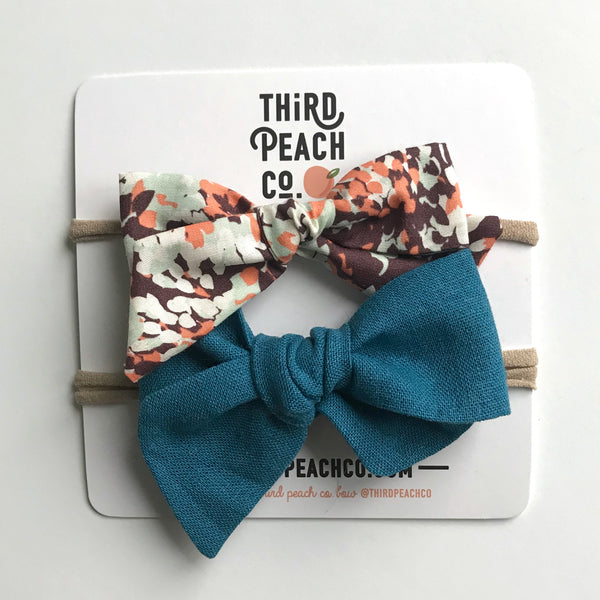 Two Bow Set 14