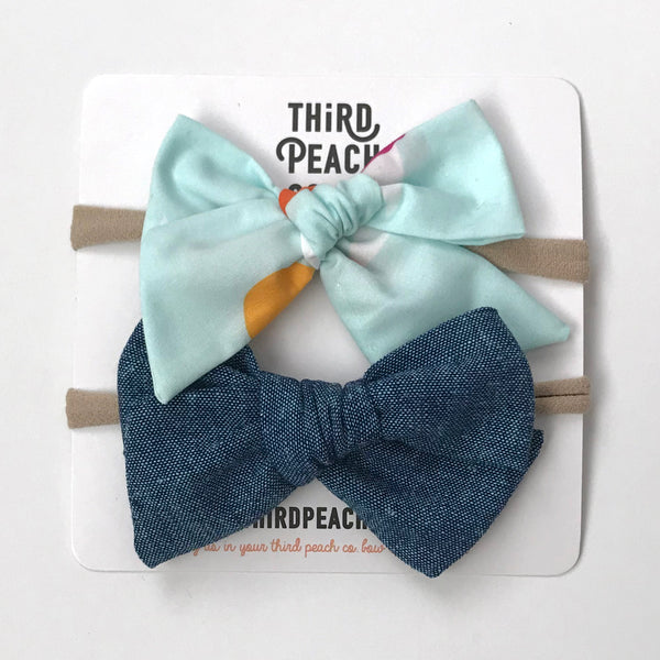 Two Bow Set 11