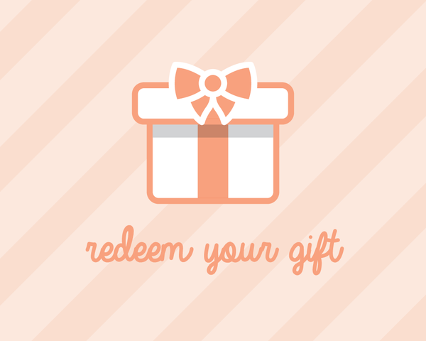 Redeem 1 Month Gift Set
