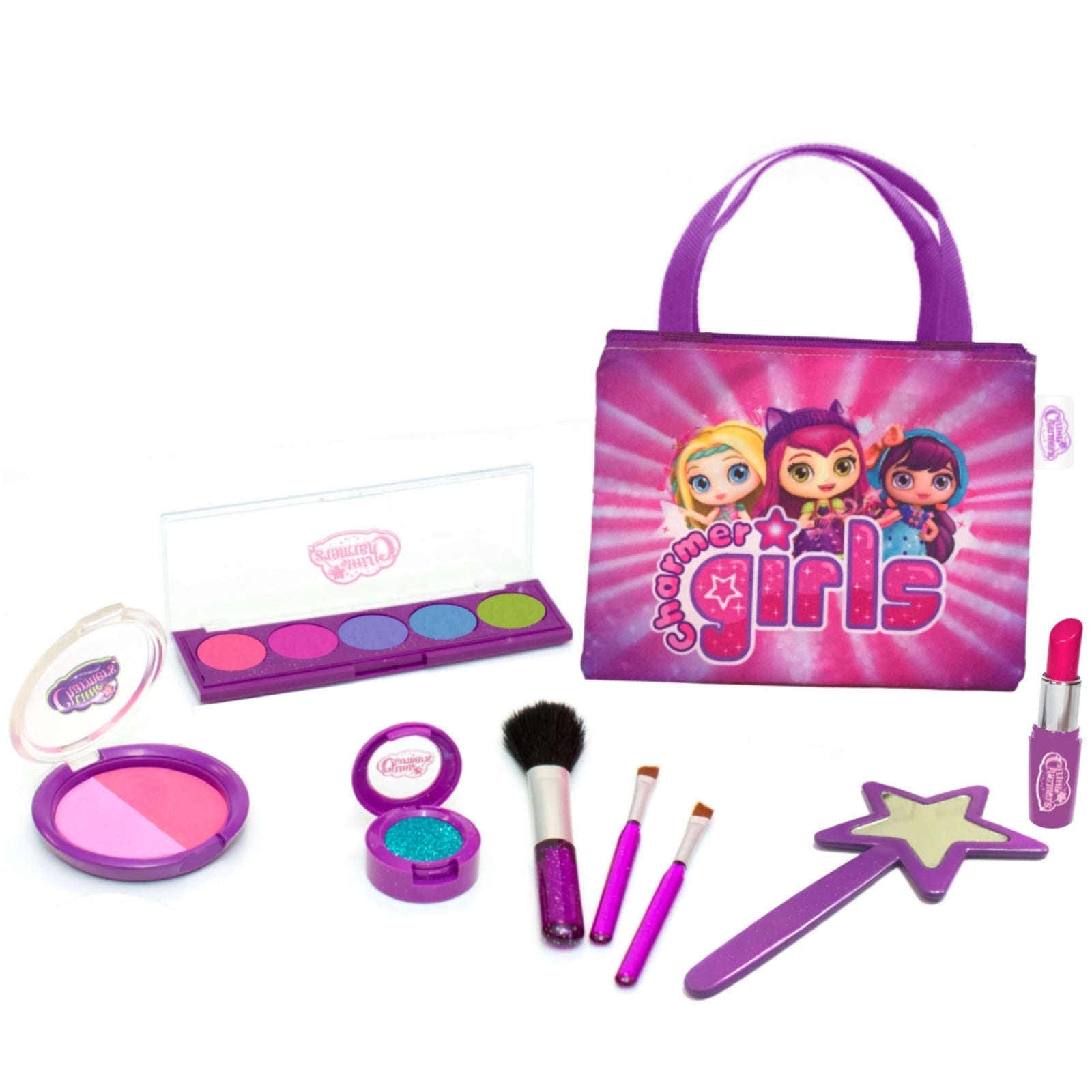 Little Charmers™ No-Transfer Pretend Makeup Set