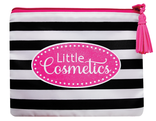 Boho Stripes Cosmetics Bag™