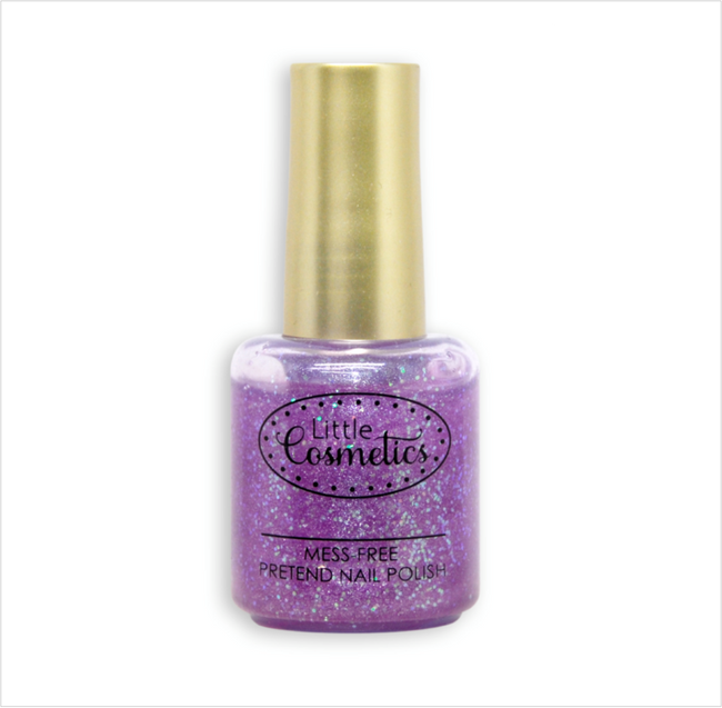 Pretend Makeup Lavender Sparkle Nail Polish™