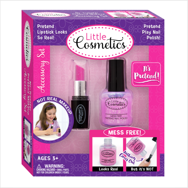 Pretend Nail Polish and Lipstick Accessory Playset™