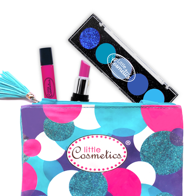 Little Cosmetics Pretend Makeup Icy Glam Playset