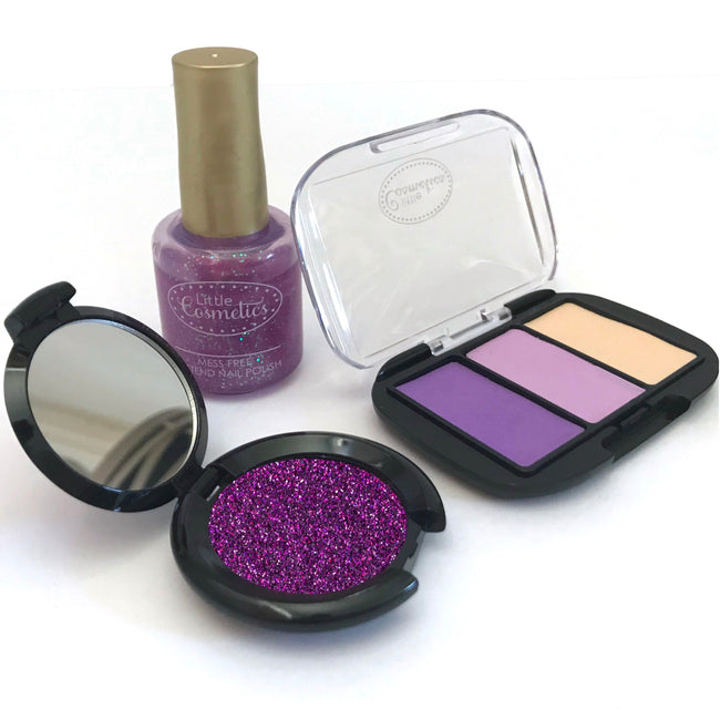 Pretend Makeup Purple Mini Playset