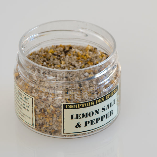 Lemont Salt & Pepper